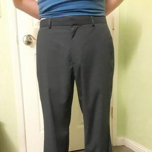 Calvin Klein Men's, Slacks, Straight Leg, 33x32